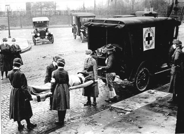 La humanidad suspende en historia de las pandemias