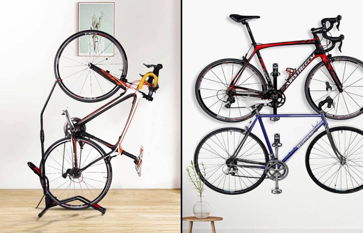 ¿Sin espacio para la bici? Diez soportes prácticos para guardarla en casa, el trastero o el garaje