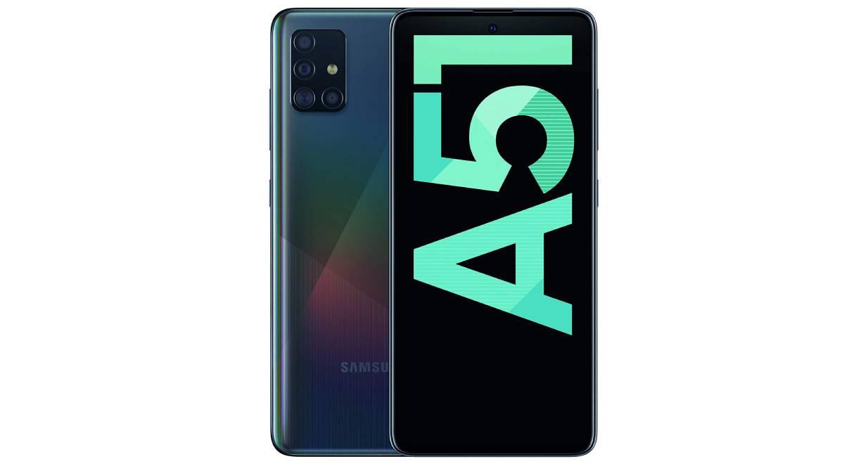 Samsung Galaxy A51 de 6,5 pulgadas por 217,41 €