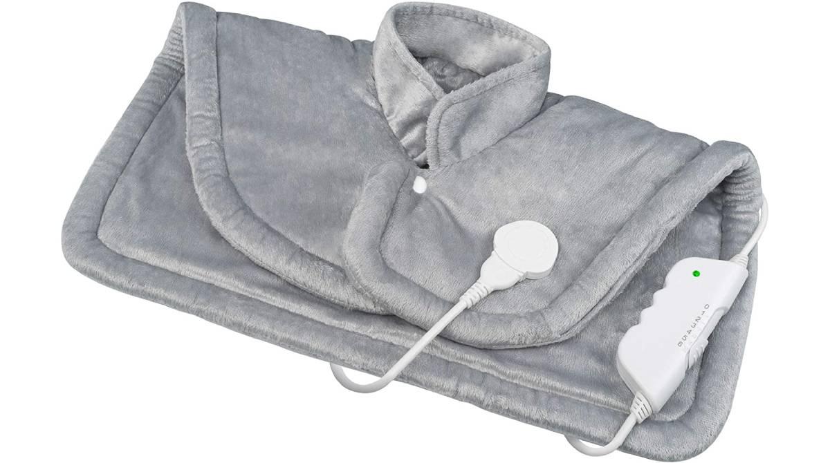 Almohadilla térmica con seis niveles de uso por 24,99 €