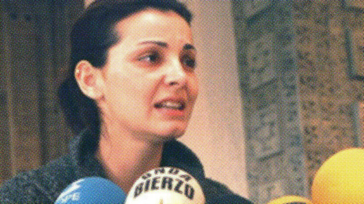 Nevenka Fernández y el precio de la verdad