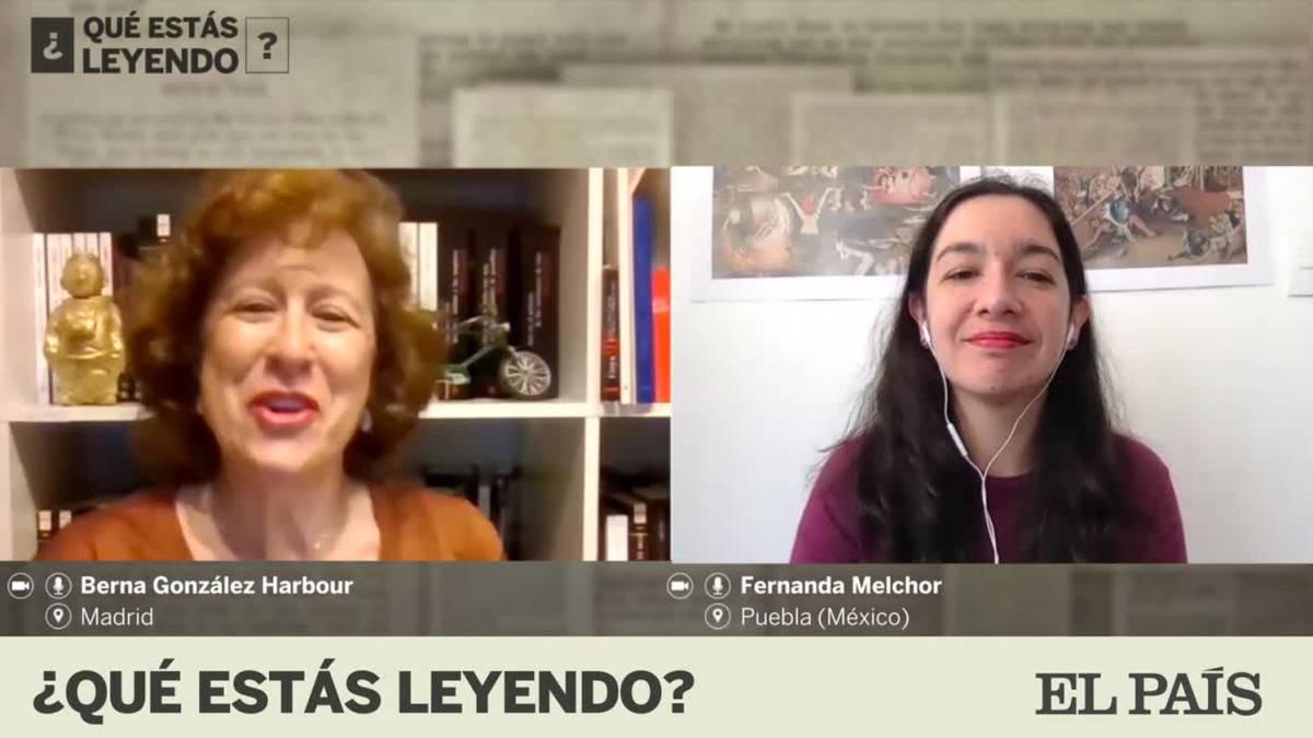 ¿Qué estás leyendo?: Fernanda Melchor selecciona sus libros preferidos
