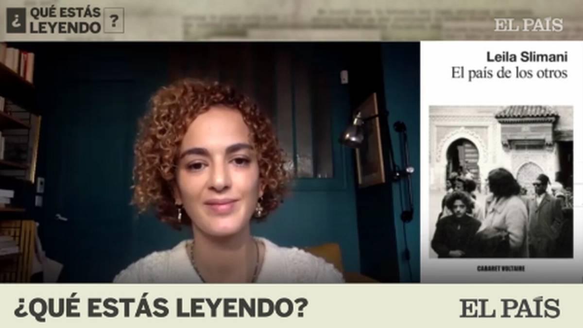 ¿Qué está leyendo Leila Slimani?