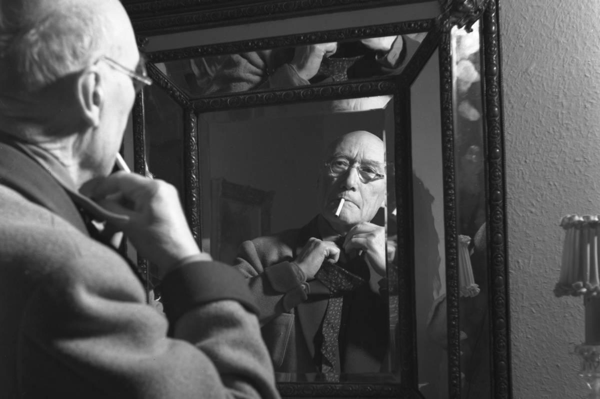 André Gide ante un espejo de 3.000 páginas