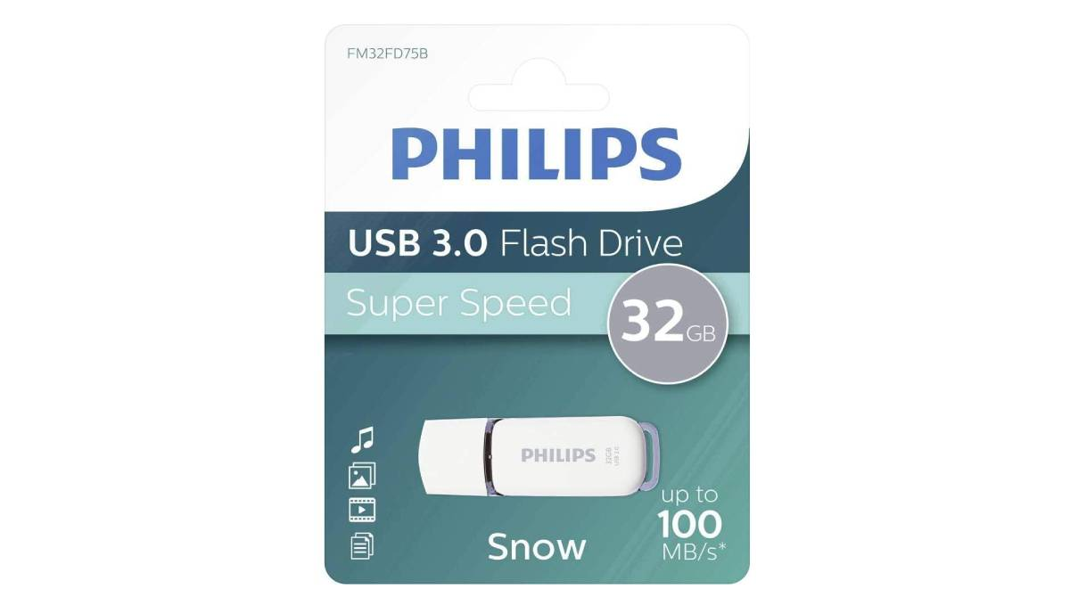 Memoria flash 3.0 de 32 GB por 7,99 €