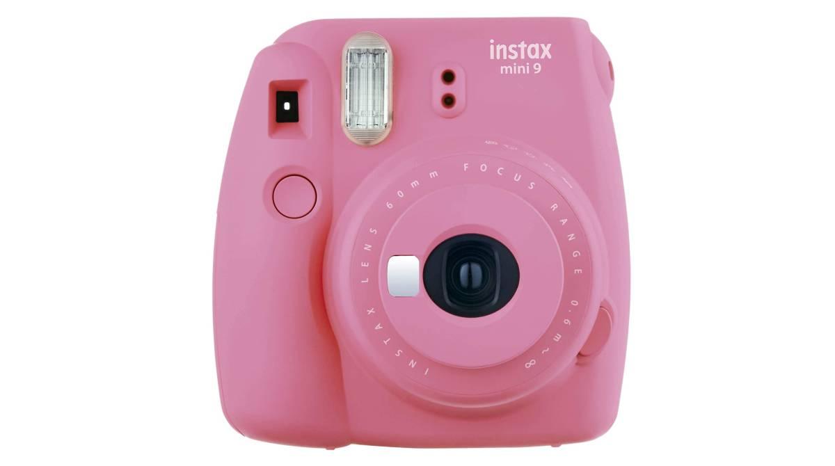 Cámara instantánea Fujifilm Instax Mini 9 por 59,97 €