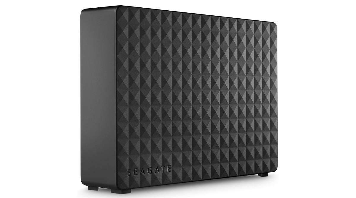 Disco duro externo Seagate de 6 TB por 109 €