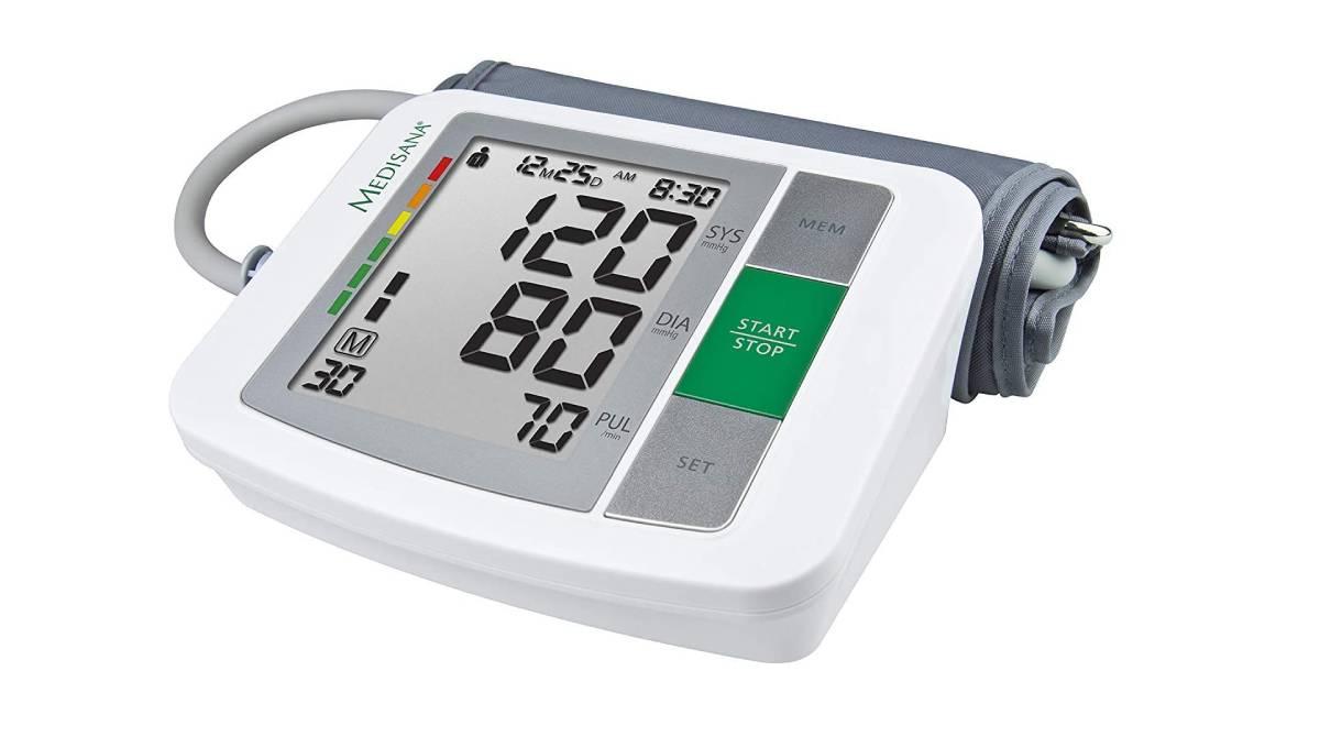 Tensiómetro digital de brazo por 20,99 €