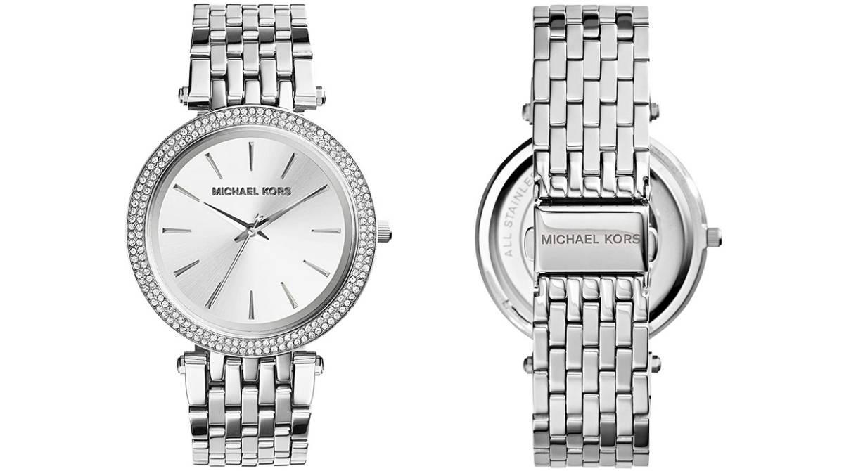 Reloj analógico Michael Kors para mujer por 104,89 €