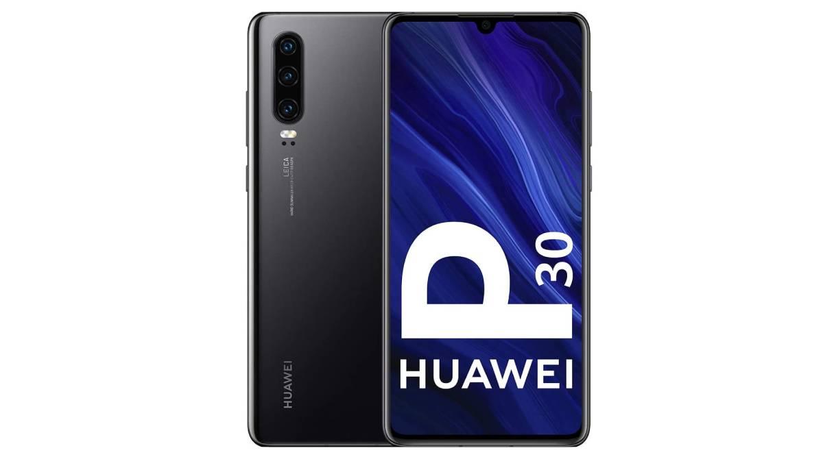 Huawei P30 de 6,1 pulgadas y 6 GB de RAM por 539,08 €