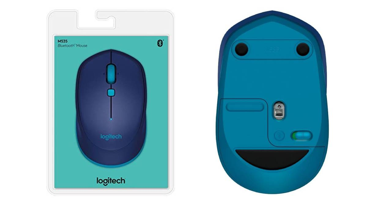 Ratón inalámbrico Logitech con sensor láser por 17,97 €