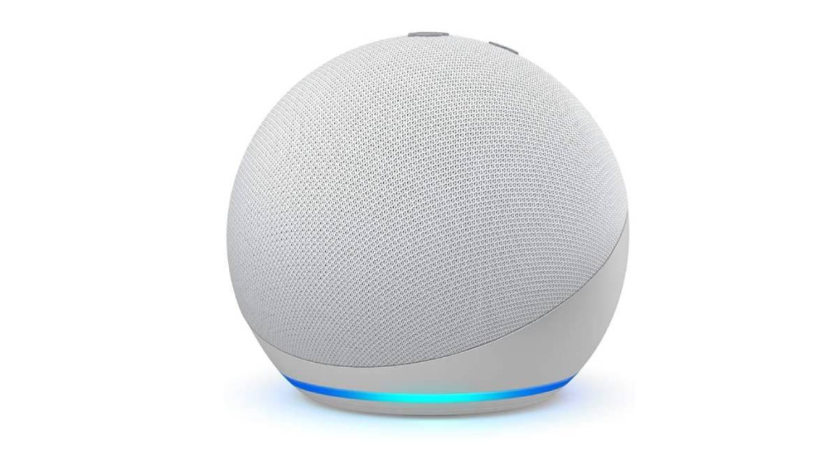 Echo Dot de 4ª generación con Alexa por 29,99 €