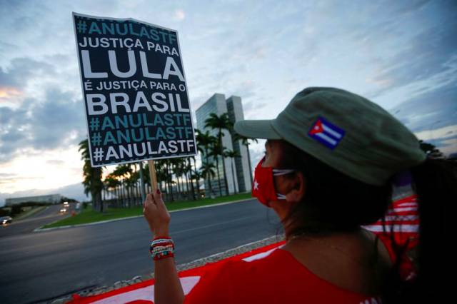 STF anula condenações da Lava Jato contra Lula e abre caminho para 2022