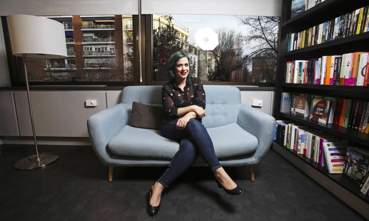 Encuentro virtual con Elisabet Benavent