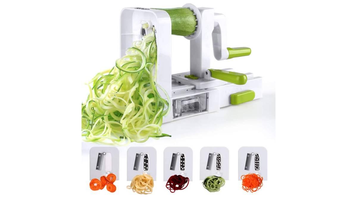 Cortador de verduras y frutas plegable por 13,40 €