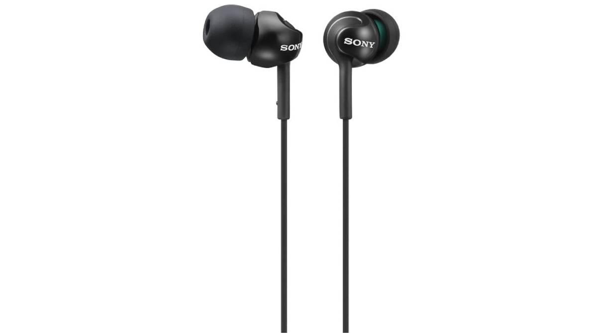 Auriculares Sony con cable por 10,32 €