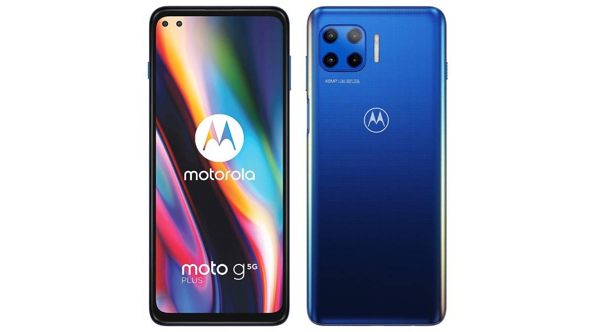 Motorola G 5G Plus de 6,7 pulgadas por 299 €