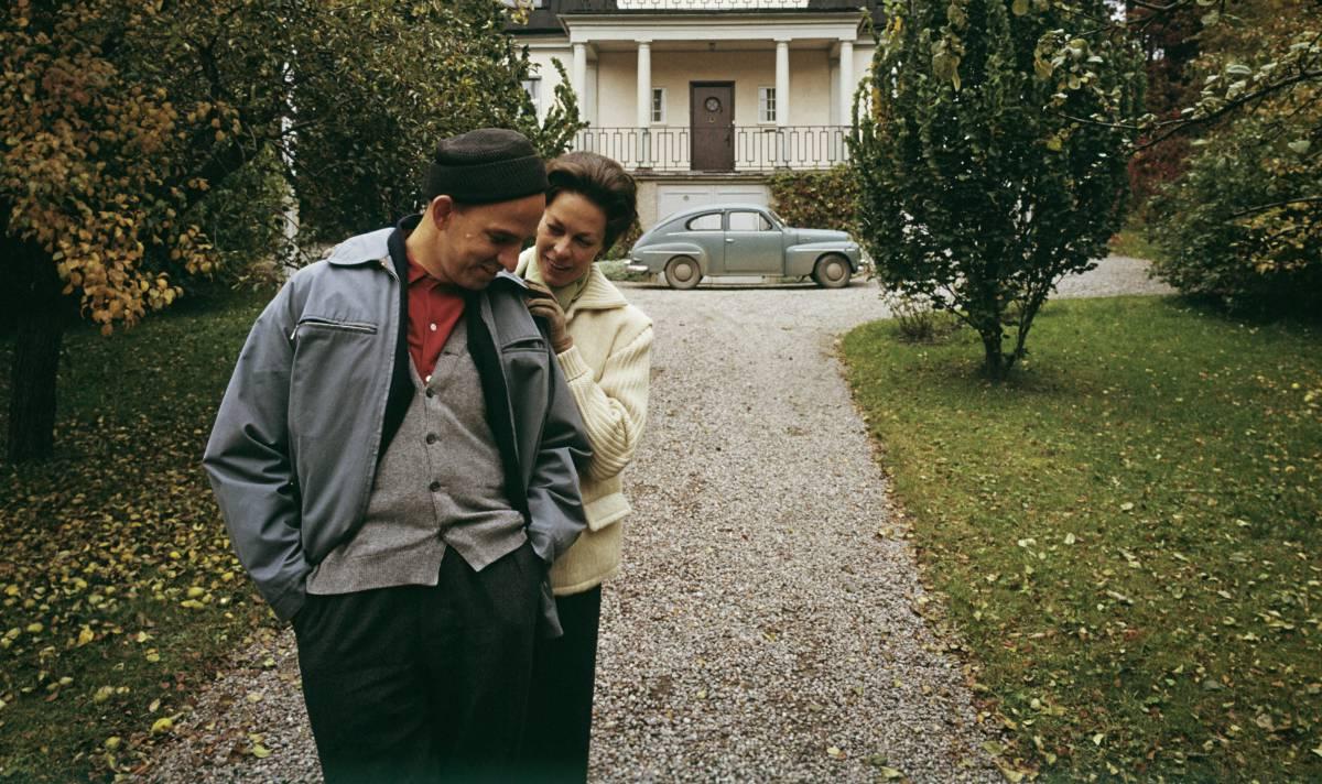 Bergman, un amor tormentoso. Por ELVIRA LINDO