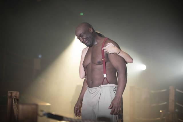 Un boxeador shakespeariano