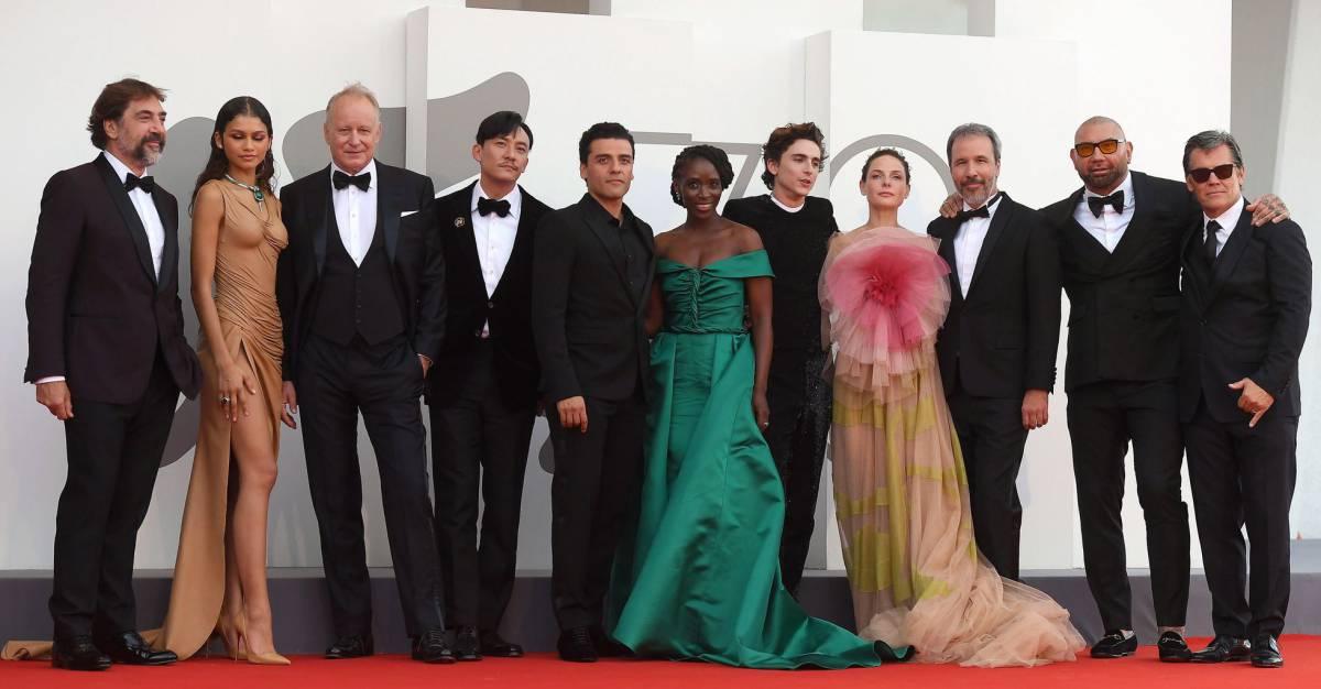 En Venecia se ve buen cine (y eso es noticia)