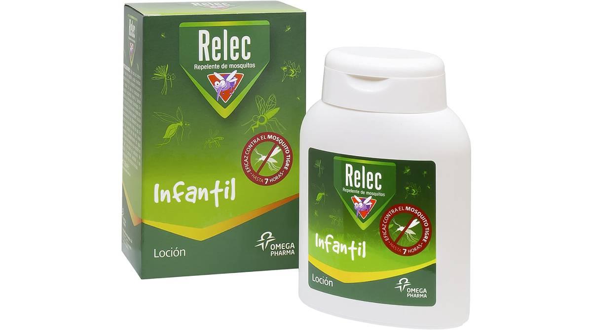 Repelente antimosquitos infantil Relec por 6,71 €