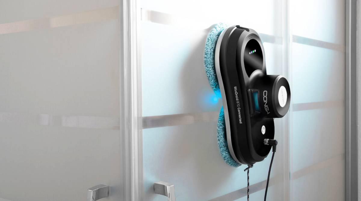El robot limpiacristales más barato de Cecotec ofrece limpieza todoterreno y control desde el móvil (y tiene un 55% de descuento)