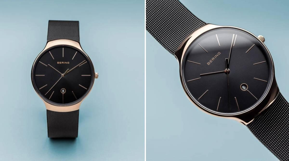 Reloj analógico Bering con cristal de zafiro por 65,39 €