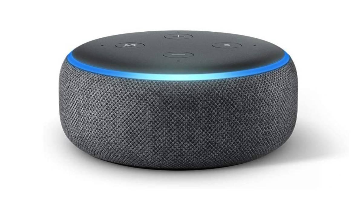 Altavoz Echo Dot con Alexa por 49,99 €