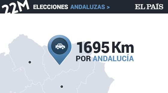 Ruta por andaluc a elecciones andaluzas 2015 en el pa s - Ruta por andalucia ...