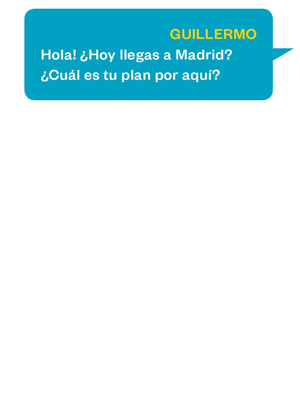 Conversación por Whatsapp