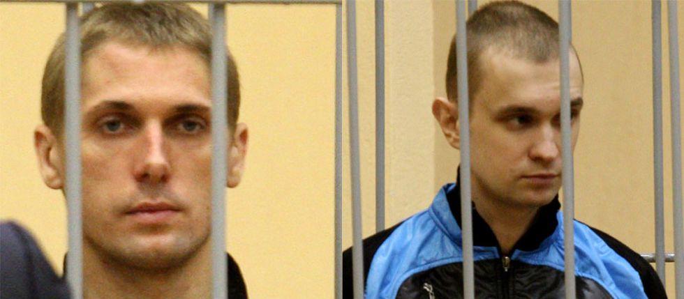 Bielorrusia ejecuta a uno de los dos condenados a pena de muerte |  Internacional | EL PAÍS