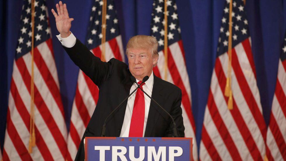 Estados Unidos 2016: Trump triunfa en tres Estados y Sanders resiste ...