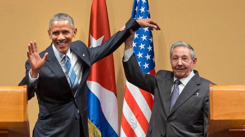 Obama pide a Castro democracia y libertad en Cuba | Internacional | EL PAÍS
