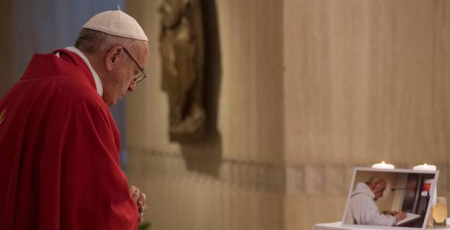 Vatican agrees to take on mediation role in Venezuela crisis talks