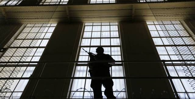 Los presos en EE UU se rebelan por sus condiciones laborales