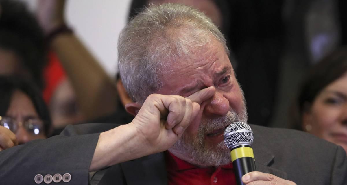 """Lula: """"Prueben mi corrupción y yo mismo iré a pie a una comisaría"""""""
