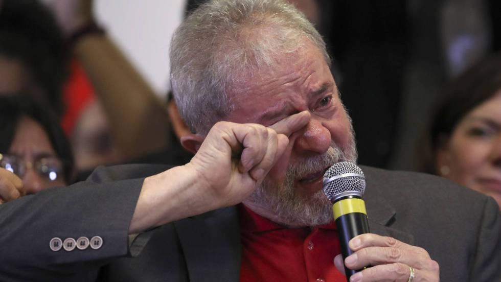 """Lula da Silva: """"Prueben mi corrupción y yo mismo iré a pie a una ..."""