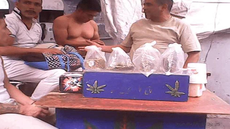 Así se venden y consumen drogas en el Reclusorio Norte de México ... c9e2b119f995f