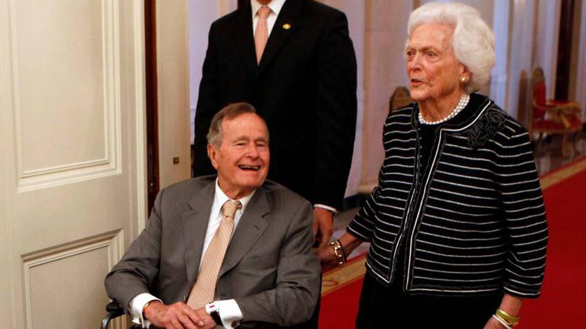 Resultado de imagen para Fotos exequias la muerte de George Bush