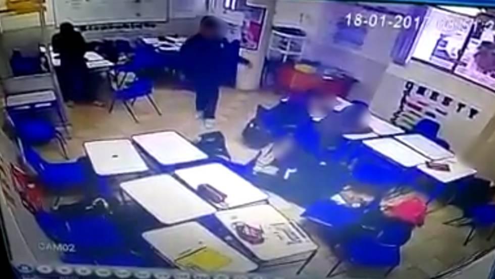 Matanza en Monterrey: Un adolescente dispara a varios compañeros y a ...