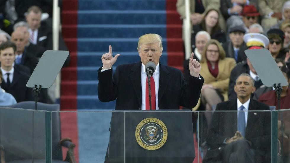 Donald Trump: Un antisistema en el trono del mundo | Estados Unidos | EL  PAÍS