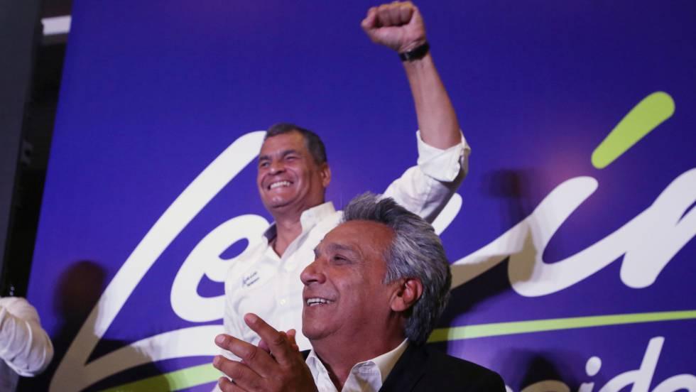 Resultados elecciones Ecuador 2017: El candidato de Correa encabeza el  escrutinio con dudas sobre la segunda vuelta | Internacional | EL PAÍS