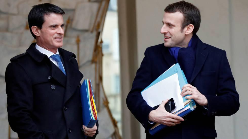 ¿Cuánto mide Manuel Valls? - Real height 1490770172_960261_1490774820_noticia_fotograma