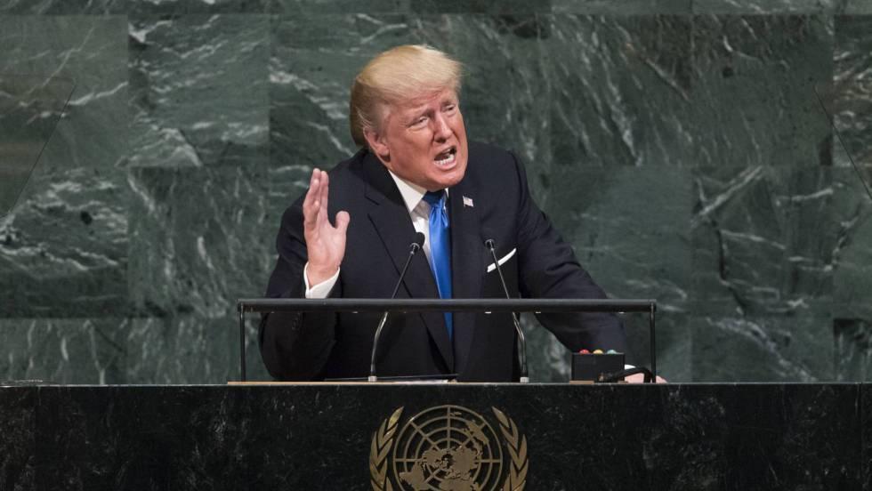 Trump ONU