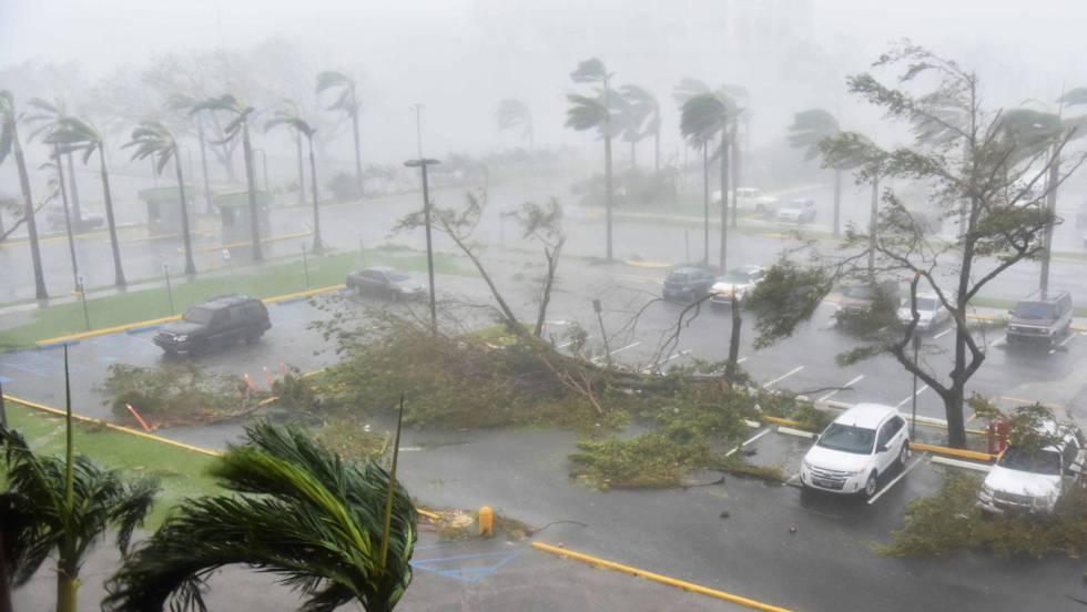 El huracán María arruina miles de viviendas en Puerto Rico, aún en ...