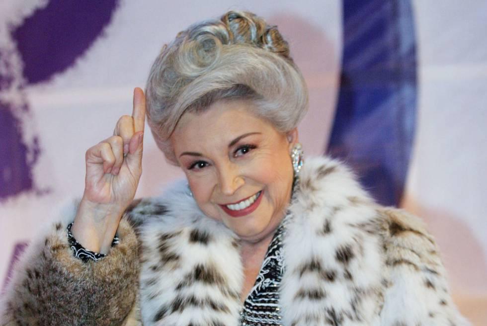 Muere la actriz Evangelina Elizondo a los 88 años | Internacional | EL PAÍS