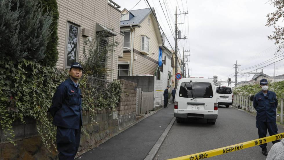 Detenido un joven tras el hallazgo de nueve cadáveres en su piso de Tokio   Internacional   EL PAÍS