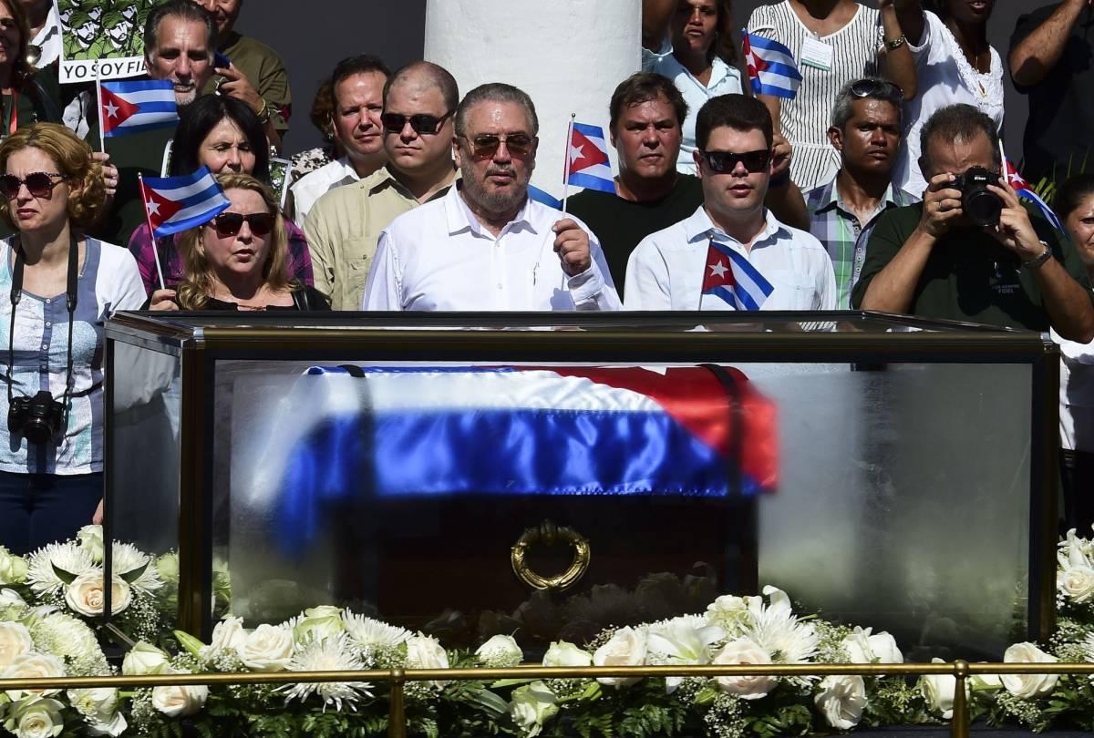 El hijo mayor de Fidel Castro se suicida en La Habana ... f2a7e54b14850