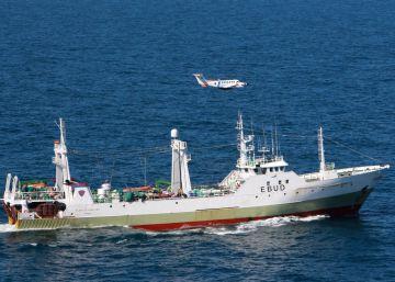 Argentina batalla para proteger la mina de oro de sus recursos pesqueros