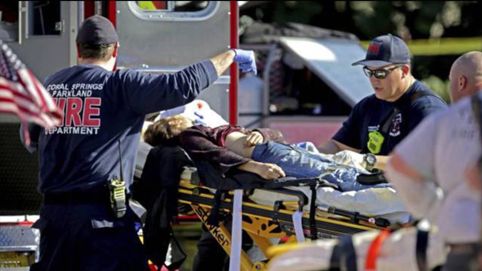 Resultado de imagen para varios muertos en la florida tiroteo en torneo